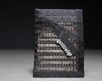 Minimalist Wallet - Carbon Fiber - Black - Card Sleeve