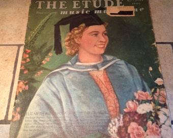 November 1946 The Etude Music Magazine