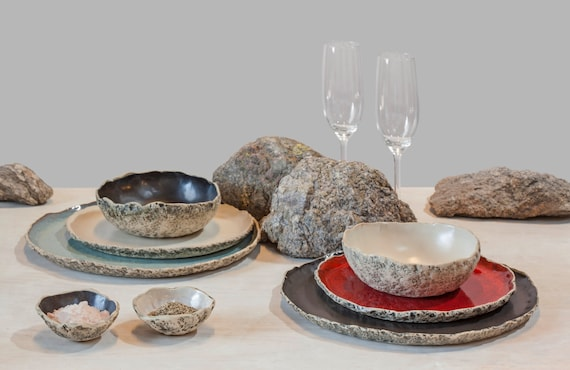 Wedding Gift Dinner Set : ... ceramic dinner set ,Stoneware dinner setting, Wedding Birthday gift