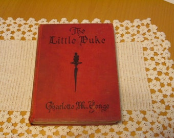 The Little Duke vintage book by Charlotte Yonge