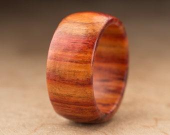 Size 8 - Tulipwood Ring No. 83