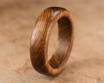 Size 6.75 - Tamboti Wood Ring No. 240