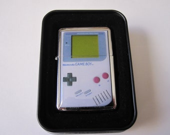 Vintage Game Boy Refillable Lighter