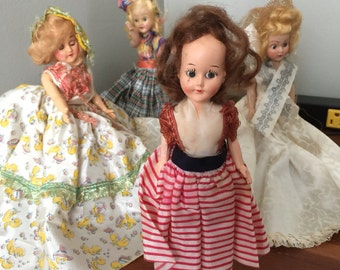 Candy box dolls