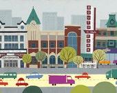 Edmonton Postcard Pack