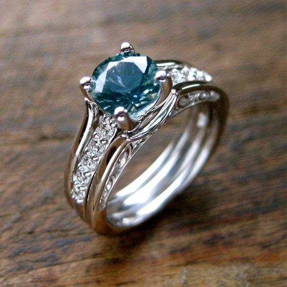 Etsy Montana Sapphire Ring