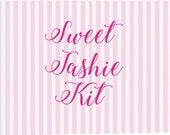 Sweet Tashie Kit