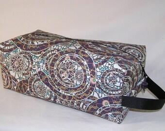 Snake Mosaic Sweater Bag - Premium Fabric