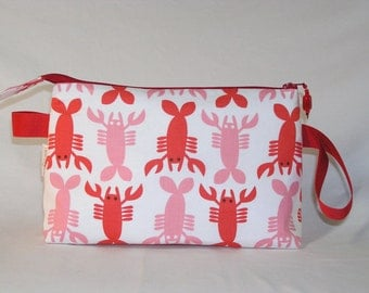 Lobster Bake Tall Mia Bag