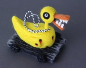 Vampire Duck RESERVED FOR SUE