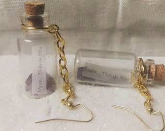 Mother's Day Message In a bottle