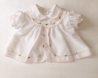 Newborn top/dress