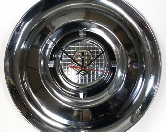 1955 Dodge Royal Lancer Coronet Hubcap Clock