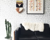 Removable Wallpaper / Muse Variation in Grey / Assorted quantities / Perfect for Renters