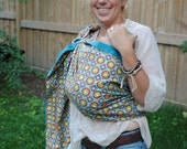 Dizzy Dots- Adjustable Baby Sling