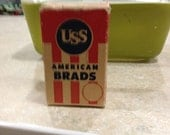 American Brads  vintage box