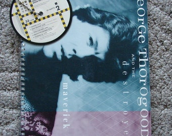 George Thorogood Notebook