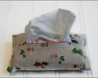 Frog Prince Tissue Cozy