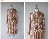 25% OFF SALE... Vintage 1970s Dress | Vintage 70s Dress | 70s Wrap Dress | Jersey Dress | Printed 70s Dress