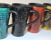 classic . travel mug - Handled Cup Holder Base Travel Mug