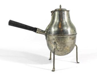 Antique Teapot On Legs