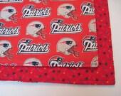 NE Patriots Placemats Reversible  NFL Placemats Boston Sports Placemats Patriots Boston Sports Placemats NE Patriots Gift Pats gift
