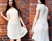 Vintage Lace Sweetheart Dress
