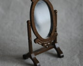 Vintage antique mirror Russia and