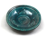 Raku Keramik DOLPHIN Angebot Schüssel handgemachte Keramik