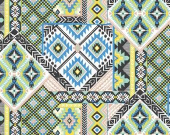 SALE - Blend Fabrics - Dream Catcher Collection - Dream Catcher in Blue