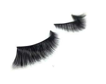 Lash Friday Night  - 100% Mink Fur 3D Handmade False Eyelash Extensions - 1 Set : 1061
