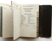 Antique Dry Goods Record Book 1917