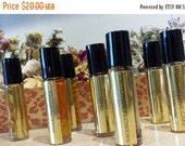 Vintage Vetiver Botanical Perfume Oil
