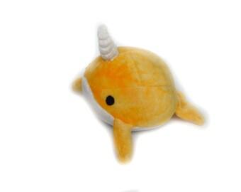 Narwhal Plush Toy