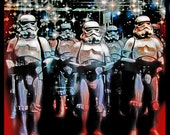 Stormtroopers at the Disco PRINT