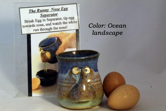 Runny Nose Egg Seperator