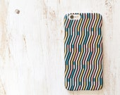 "iPhone 6 6S case ""KIKA"" teal"