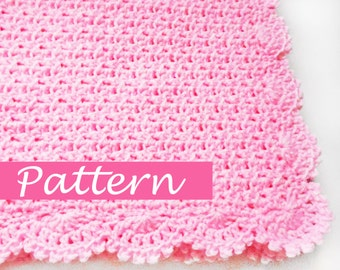 PDF Pattern to make Luna's Baby Blanket