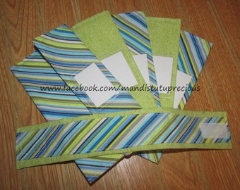 Cash Budgeting System - Budgeting Envelopes - Fabric Budgeting Envelopes - Cash Envelopes - Money Envelopes - Ready to Ship