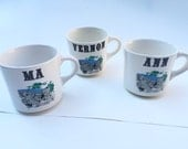When Ma, Vernon and Ann Went to South Dakota Coffee Mugs