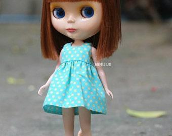 A Blythe cotton dress