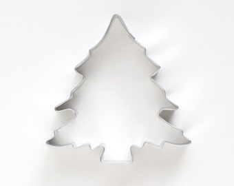 Pine Tree Cookie Cutter, Pine Cookie Cutter, Christmas Tree Cookie Cutter