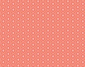Oval Elements Fabric in Pomelo by Art Gallery, 1 yard