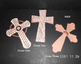 Ceramic Cross - Ten Inch