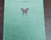1951 A Field Guide to the Butterflies Illustrated Hardcover Book by Alexander B. Klots