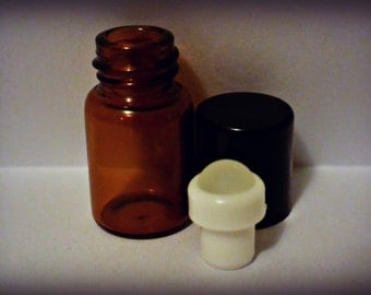 Perfume Oil in Mini Roller Bottle- 2ml, fragrance, Poison Apple Apothecary