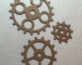 Die Cut Gears New set of  12