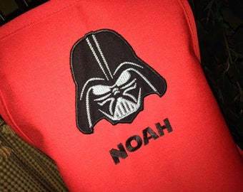 Darth Vader Personalized Apron