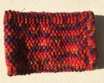 Electric Tall Winter Warm Handknit Collar