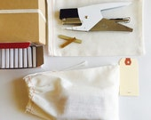 Italian Stapler Kit {Comes with 10,000 Tiny Brass Staples} *Free Shipping US Only